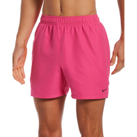 "Nike Swim Essential Lap 5"" Volley Shorts Heren, roze"